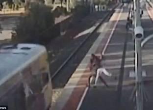 مصرع موظف صدمه قطار شبرا الخيمة في القليوبية