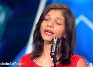 """متسابقة تفاجئ لجنة تحكيم """"Arabs Got Talent"""": أنا حفيدة أم كلثوم"""