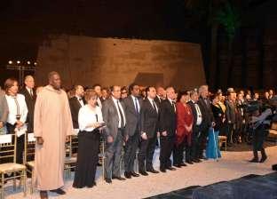 وزيرة الثقافة تفتتح مهرجان الأقصر للسينما الإفريقية