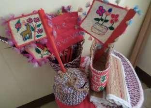 الوادي الجديد تشارك في معرض للمنتجات البيئية بشرم الشيخ