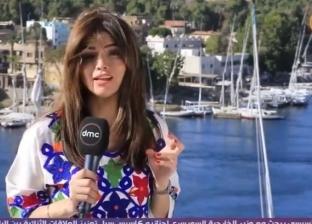 """بـ""""الجلابية"""".. إيمان الحصري تقدم حلقة اليوم من """"مساء dmc"""""""