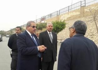 رئيس جامعة الأزهر يتفقد كليات البنات بمدينة نصر