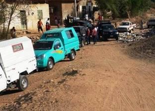 ضبط 5 أشخاص لتنقيبهم عن الآثار بأحد المنازل في مركز أشمون