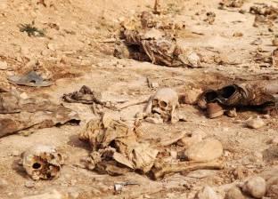 العثور على 110 جثث بمقبرة جماعية في سرت