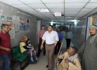 تزويد مستشفى الشيخ فضل بالمنيا بجهاز أشعة مقطعية
