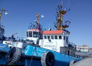 تداول 275 شاحنة بضائع و47 سيارة بموانئ البحر الأحمر