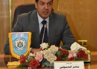 استلام 4544 ملف تقنين أوضاع أراضي أملاك الدولة في أسيوط