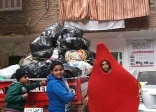 مهرجانات واحتفالات وعروض أزياء من «الزبالة»..  فعاليات هدفها الحفاظ على البيئة والفصل من المنبع