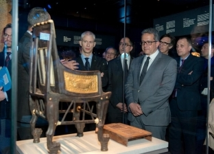 """1.4 مليون زائر لمعرض """"توت عنخ آمون"""" في فرنسا.. و""""الآثار"""": رقم قياسي"""