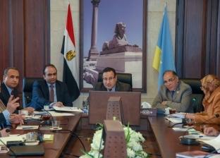 محافظ الإسكندرية يطالب المواطنين بتوخي الحذر من أضرار الأمطار