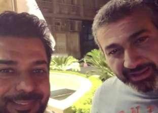 بعد رسائل بينهما.. تفاصيل اللقاء الأول بين ياسر جلال وإبراهيم الزدجالي