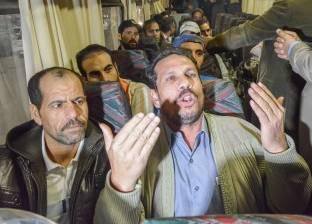 الصيادون العائدون من السعودية لـ«الوطن»: طالبنا الكفيل بمستحقاتنا فأودعونا السجن 18 يوماً.. تعرضنا فيها للذل والمهانة