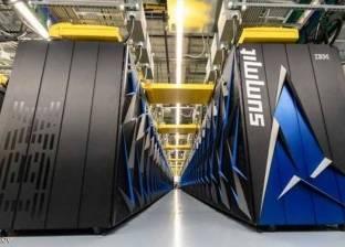 بحجم ملعبي تنس.. إمكانيات مدهشة لأسرع كمبيوتر في العالم