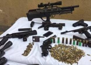 الأمن العام: القبض على 5 متهمين بتصنيع الأسلحة النارية والاتجار فيها