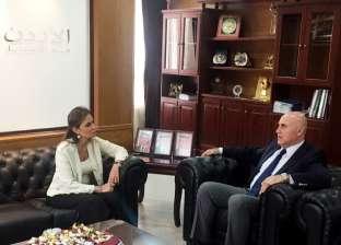 """وزير الاستثمار الأردني: السوق المصري الأهم بالنسبة لـ""""عمان"""""""
