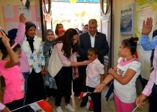 """""""بلبع"""" تشارك الأطفال الأيتام وذوي الاحتياجات الخاصة فرحتهم بعيد الأضحى"""