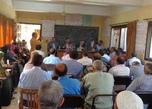 قوافل جامعة المنوفية تدعم ثقافة الإرشاد الزراعي