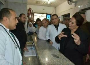 محافظ البحيرة توجه بتزويد مستشفى أبو المطامير بجهازي أشعة تليفزيونية