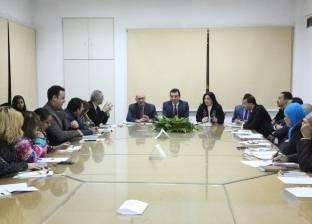 لجنة الشباب بالمجلس الأعلى للثقافة تعقد أول اجتماعاتها بالتشكيل الجديد