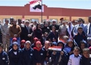 """بئر العبد الجديدة ومدارس سانت كاترين.. سيناء على """"خريطة التطوير"""" اليوم"""
