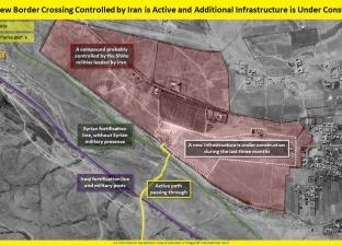 """""""طهران- المتوسط"""".. طريق إيران الجديد لتهريب الأسلحة إلى سوريا"""