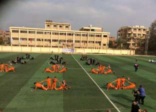 """""""تعليم كفر الشيخ"""" تتبنى تنمية الطلاب الموهوبين رياضيا"""