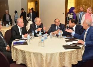 """""""اللامركزية في مصر"""".. مؤتمر التنمية المحلية بمشاركة دولية"""