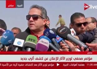 مصطفى وزيري: الجبانة الغربية تضم مقابر كبار موظفي الأسرة الخمسة