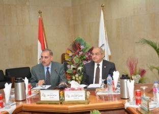 محافظ أسيوط يشيد بالتعاون بين المحافظة والجامعة لتحقيق التنمية