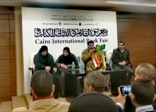 وزيرة الثقافة توجه بطباعة أعماله.. معرض الكتاب يكرم محمد حسن خليفة
