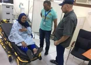 «السياحة»: وصول 40 حاجاً تعرضوا لحادث أوتوبيس بوسط سيناء إلى السعودية
