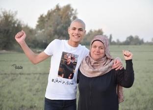 رسالة مؤثرة من «أبو القمصان» محارب السرطان بكفرالشيخ.. ووالدته: «اكتشفنا نوع جديد من المرض اللعين»