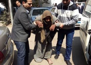 """""""التدخل السريع"""" ينقذ مسنا من جحود ابنه بعد طرده له من منزله"""