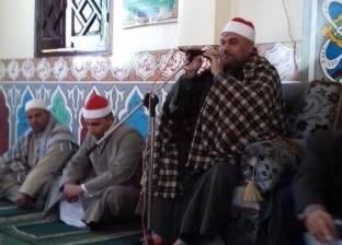 """افتتاح مسجد عباد الرحمن في قرية """"رجب عسكر"""" بالدقهلية"""