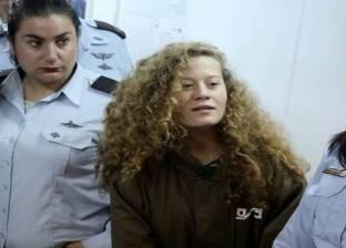 """""""مفوضية حقوق الإنسان"""" قلقة من احتجاز عهد التميمي: الاحتلال هددها"""
