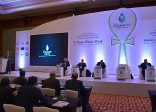 """مقرر مؤتمر """"القاهرة للمياه"""": نناقش مشروعات هامة لتحقيق النهضة بالقارة"""