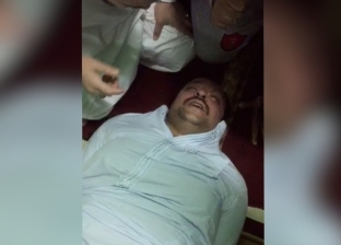 بالفيديو| لحظة القبض على قاتل إمام مسجد الرحمة في الهرم