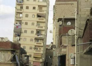 القاهرة تتلقى شكاوى بوجود عقارات آيلة للسقوط بالمقطم