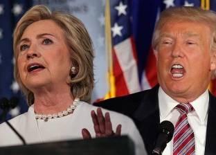 ترامب يهاجم بيل كلينتون: راهن مع زوجته على الولايات الخطأ