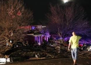 مقتل 7 أشخاص على الأقل في أعاصير اجتاحت ولاية تكساس الأمريكية