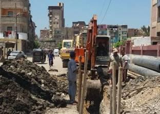 """رئيس حي المحلة: تشكيل لجنة هندسية لمعاينة انهيار بمنزل في """"السويقة"""""""