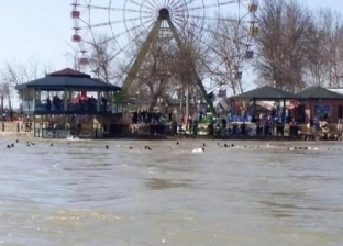 """""""حقوق الإنسان"""" بالعراق: فقدان 59 شخصا في حادث غرق عبارة الموصل"""