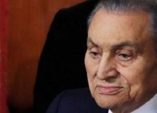 """عاجل.. فريد الديب لـ""""الوطن"""": مبارك بصحة جيدة"""
