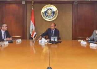 نصار يبحث مع مجلس الأعمال المصري الإماراتي تعزيز التعاون المشترك