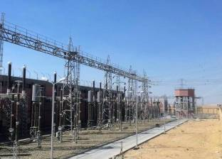 """""""الصحة"""": وفاة مواطن وإصابة 3 في حريق محطة كهرباء التبين"""