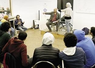 فريق من الصم والبكم يصنع 3 أفلام قصيرة: تمثيل ومونتاج وإخراج