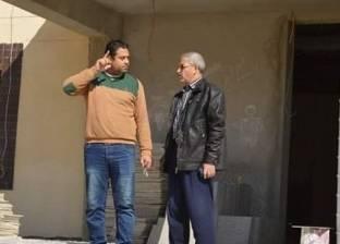 رئيس مدينة القصير يتابع وصولكابلات الكهرباء لتدعيم المناطق الجديدة