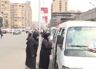 خبير أمني: غرامة تقطيع سائقي المكروباصات خط سيرهم 1500 جنيه