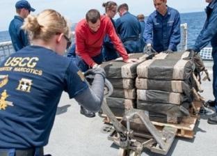 ضبط 16 طنا من الكوكايين في الولايات المتحدة