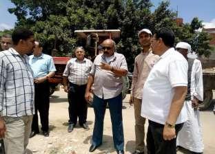 رئيس مدينة كفر الدوار يحيل 4 موظفين و3 أطباء للتحقيق